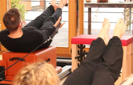 Reformer and Chair